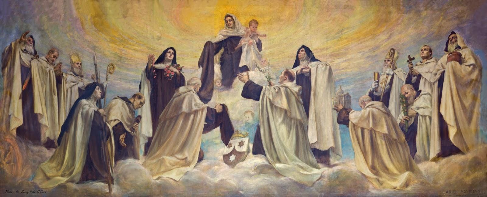 Classy † Carmelite