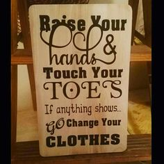 Modesty--funny-signs-and-sayings-country-signs-and-sayings